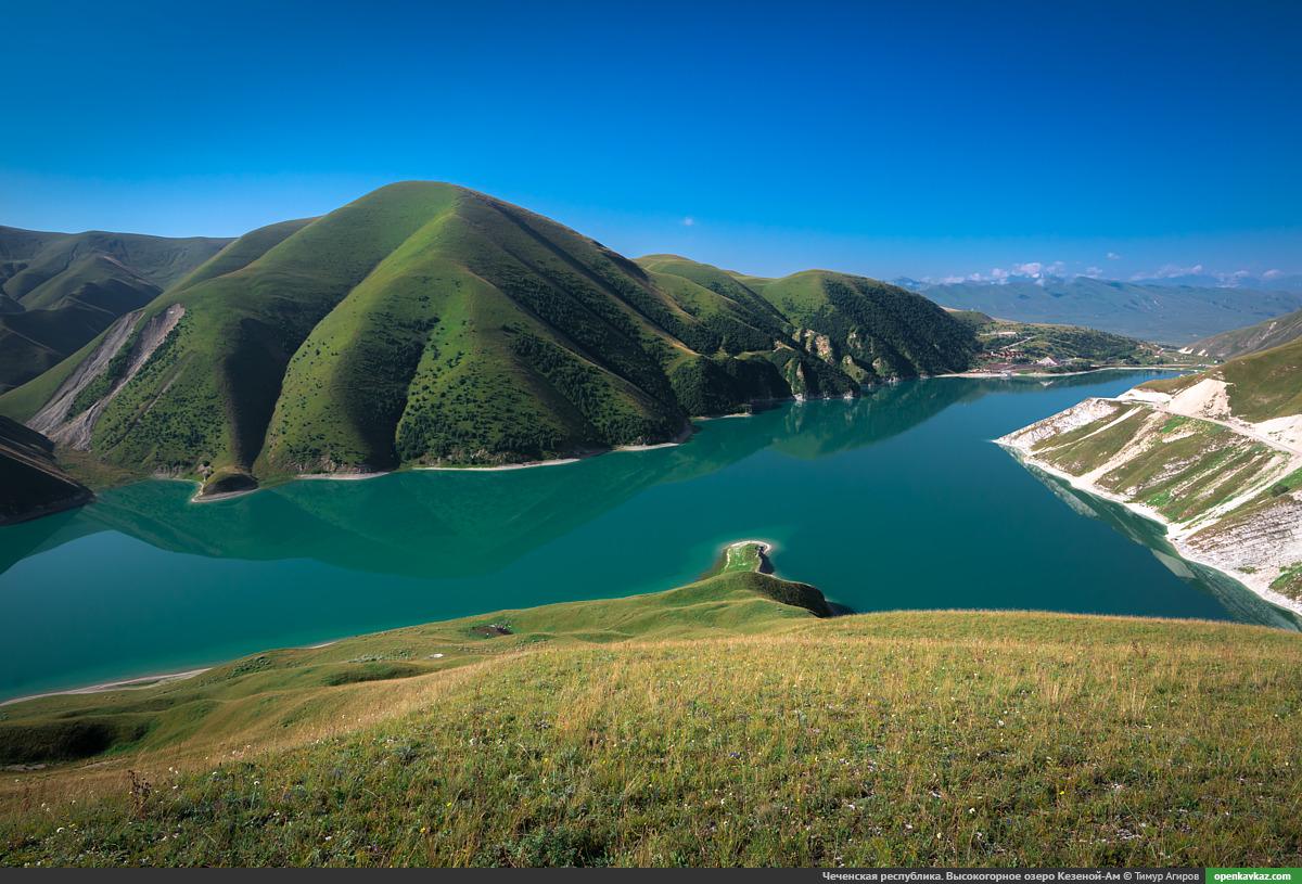 Чечня самые красивые места